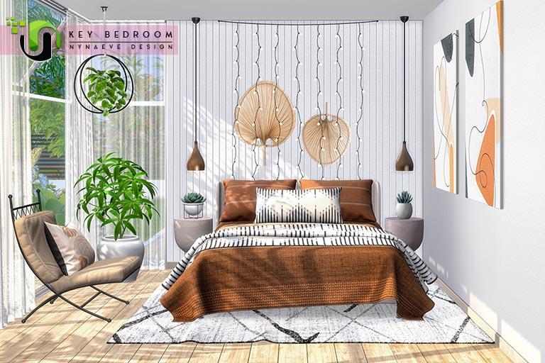 Key Bedroom